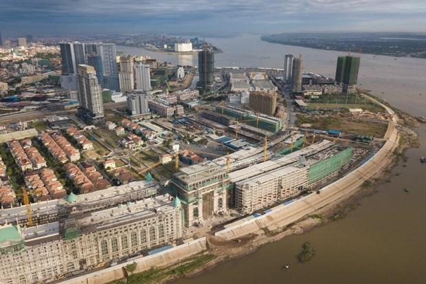 柬埔寨房地产市场仍然活跃 hinh anh 1