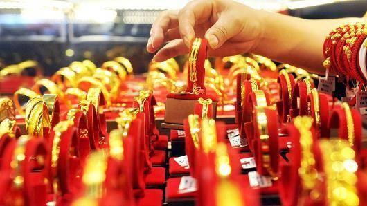 11月4日越南国内黄金价格略减 hinh anh 1