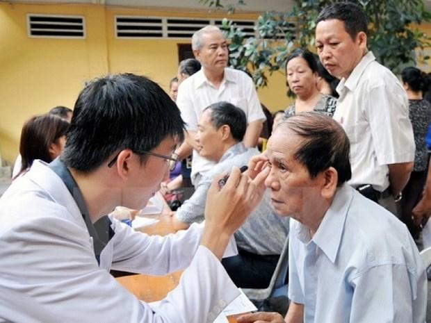 努力提高老年人的健康和生活质量 hinh anh 1