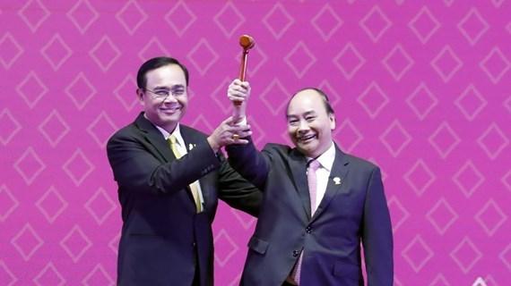 第35届东盟峰会:政府总理阮春福公布2020年东盟年主题 hinh anh 1