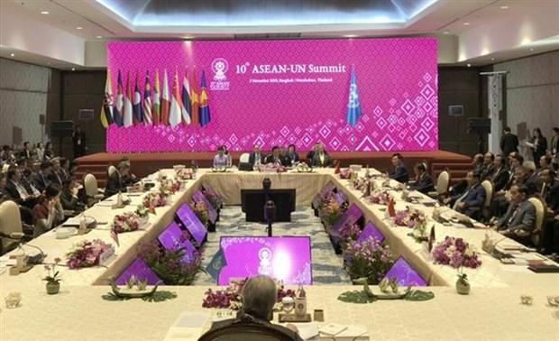联合国愿为东盟继续实现可持续发展目标提供协助 hinh anh 1