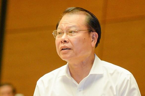 政府总理给予原政府副总理武文宁警告处分 hinh anh 1