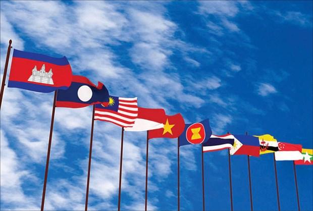 越南肯定在东盟共同体中的地位 hinh anh 1