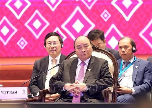 舆论期待越南在2020年东盟轮值主席国任内发挥作用 hinh anh 1