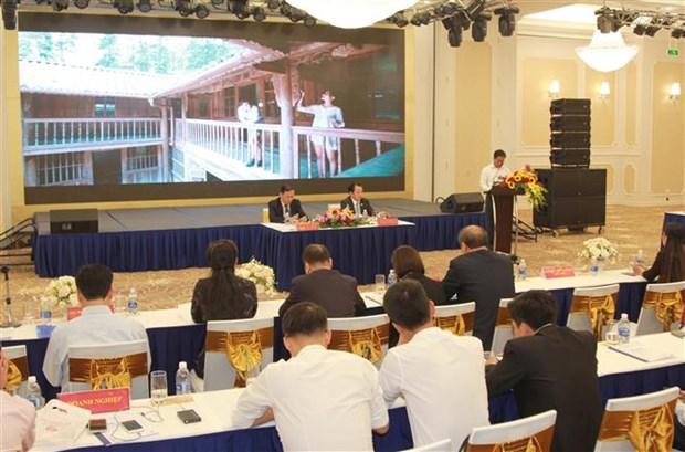 2019年越南越北各省与中国广西民族自治区旅游促进会在谅山省举行 hinh anh 1