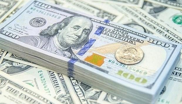 11月6日越盾对美元汇率中间价下降6越盾 hinh anh 1