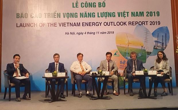 2019年越南能源展望报告正式发布 hinh anh 1