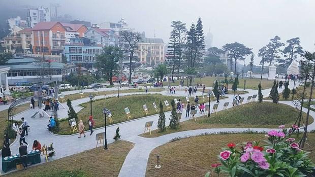 近三年来永福省接待游客量约达1550万人次 hinh anh 1