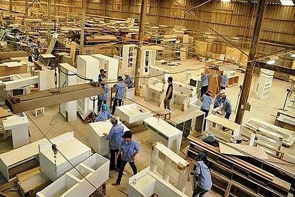 2019年越南木材出口有望创汇110亿美元 hinh anh 1
