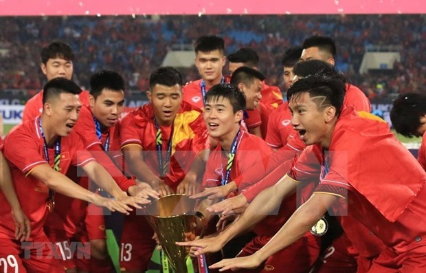 越南将承办2019年东南亚足球明星之夜 hinh anh 1