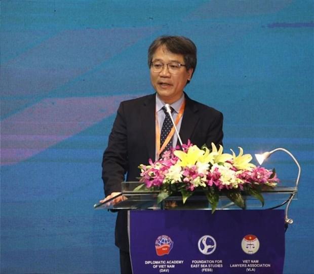 第11次东海国际学术研讨会:寻找创新解决方案 改善海上安全形势 hinh anh 2