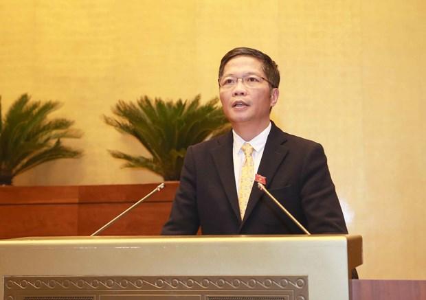 越南第十四届国会第八次会议公报(第十三号) hinh anh 2