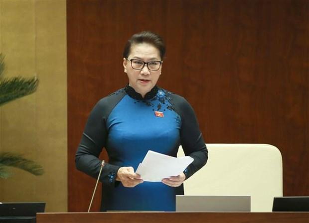 越南第十四届国会第八次会议公报(第十二号) hinh anh 2
