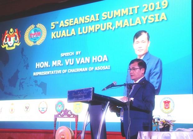 越南出席东盟最高审计机构理事会第五次大会 hinh anh 2