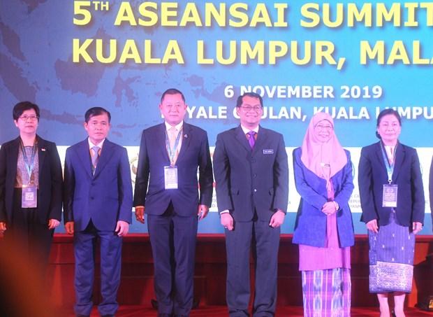 越南出席东盟最高审计机构理事会第五次大会 hinh anh 1