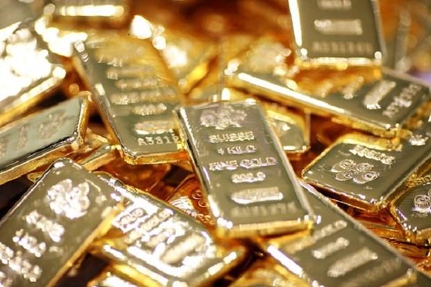 11月7日越南国内黄金价格略增4万越盾 hinh anh 1