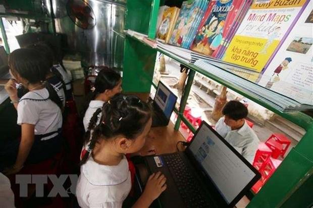越南因特网自由是不可否认的事实 hinh anh 1