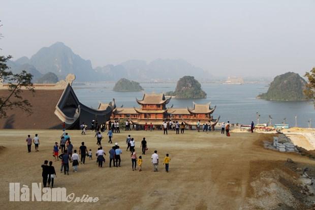 发挥旅游提案作用 赴河南省的游客人数猛增 hinh anh 1