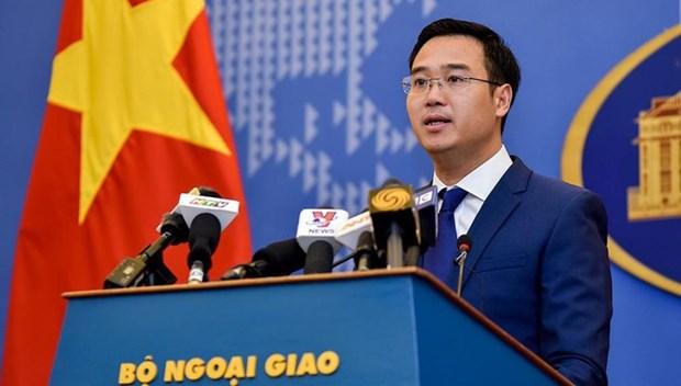 外交部记者会:越南为担任2020年东盟轮值主席国职务做好准备 hinh anh 1