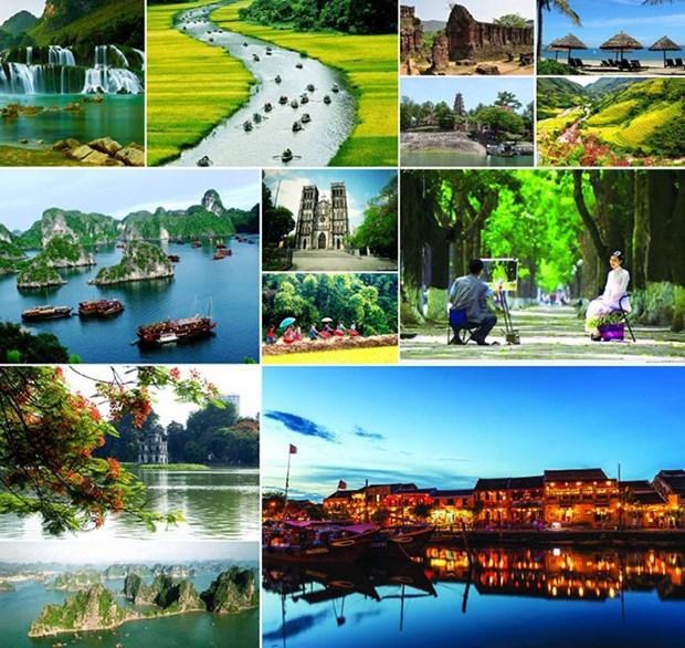 越南跻身《CN Traveller》杂志全球20个最佳旅游目的地 hinh anh 1