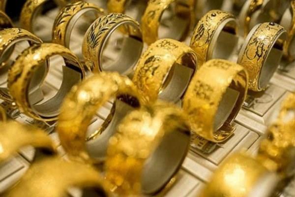 11月8日越南国内黄金价格大幅下降 hinh anh 1