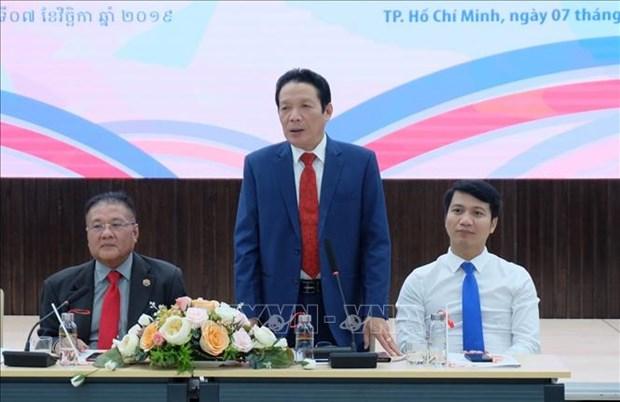 青年新闻工作者在加强越柬友谊关系中发挥着重要的作用 hinh anh 2
