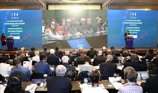 本着法律至上的原则促进东海的和平与合作 hinh anh 1