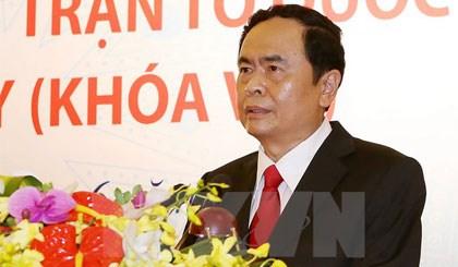 陈青敏致信祝贺高台教创立94周年 hinh anh 1