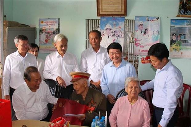 政府常务副总理张和平出席同奈省全民族大团结日庆祝活动 hinh anh 1