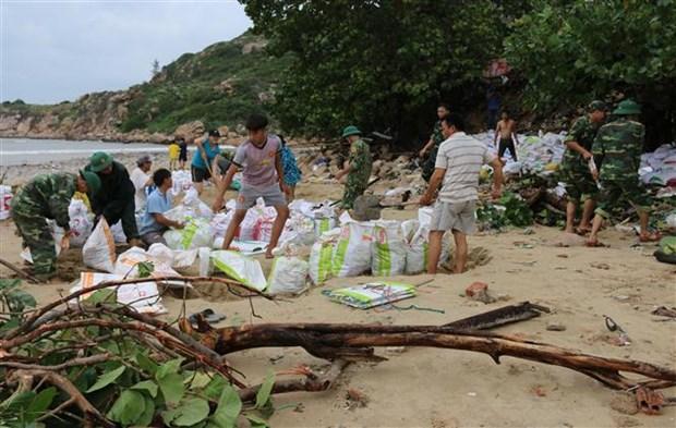 越南政府总理就第六号台风防御工作作出指示 hinh anh 1