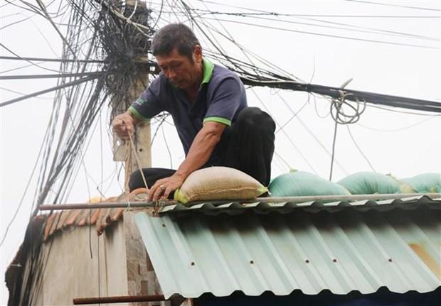 越南政府总理就第六号台风防御工作作出指示 hinh anh 2