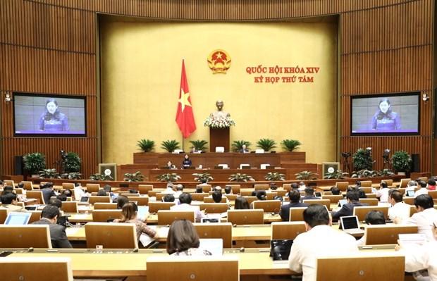越南第十四届国会第八次会议公报(第十五号) hinh anh 1