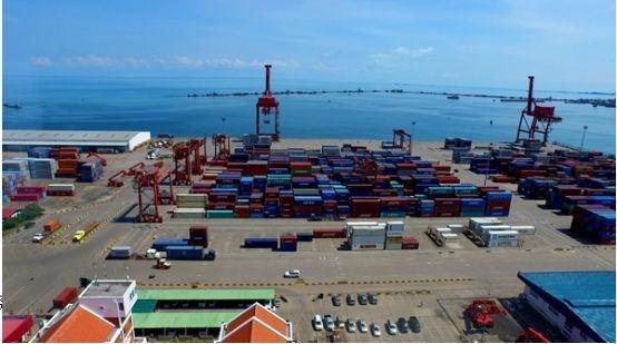 柬埔寨与美国贸易额猛增 hinh anh 1
