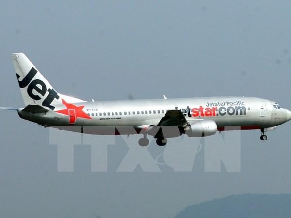 越航和捷星太平洋航空因受第六号台风影响调整航班执行计划 hinh anh 1