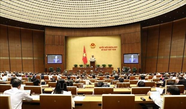 越南第十四届国会第八次会议第四周的议程:对2014-2018阶段消防相关政策和法律法规执行情况进行监督 hinh anh 1