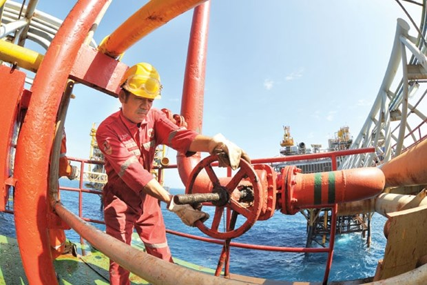 越南油气集团提前2个月完成全年目标 hinh anh 1