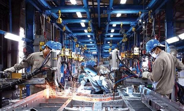 今年前10月越南工业加工产品出口额达1830亿美元 hinh anh 2