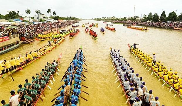 祭月节与高棉族文化 hinh anh 2