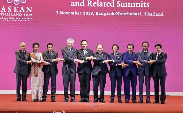 大部分泰国人认为第35届东盟峰会给该国带来利益 hinh anh 1