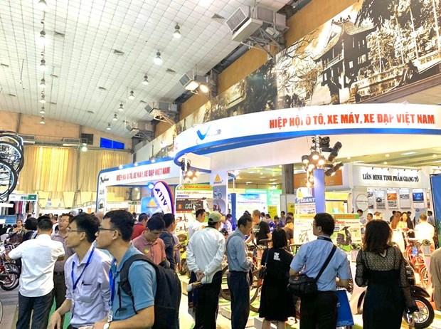 2019年越南国际体育用品展将于本月中旬举行 hinh anh 1