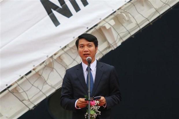 东南亚与日本青年船抵达越南 hinh anh 2