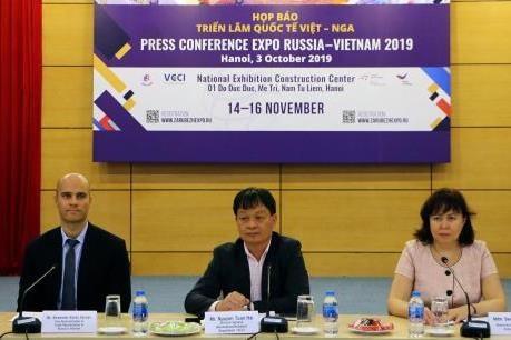 越南—俄罗斯国际展览会即将举行 hinh anh 1