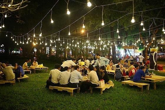 各国美食节即将在胡志明市举行 hinh anh 1