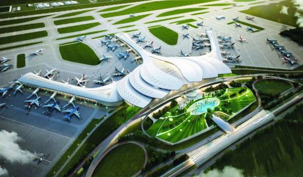 越南第十四届国会第八次会议:讨论龙城国际航空港项目一期工程可行性研究报告 hinh anh 2