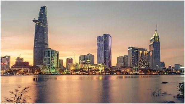 胡志明市在亚太地区房地产投资展望排行榜上排名第三 hinh anh 1