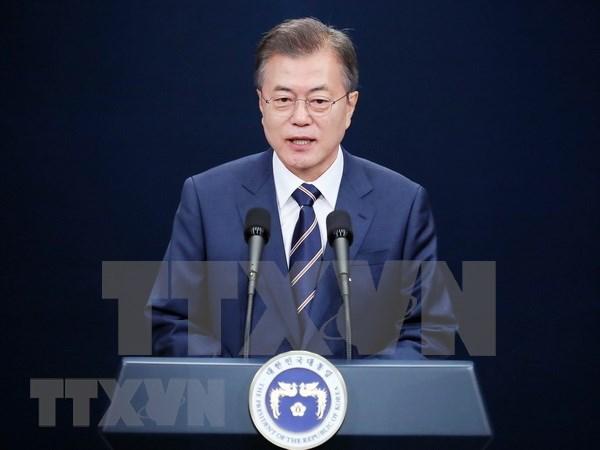 韩国强化东盟在该国新南方政策中的重要性 hinh anh 1