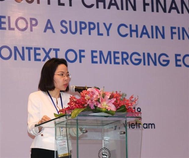 越南供应链赞助市场潜力仍然巨大 hinh anh 2