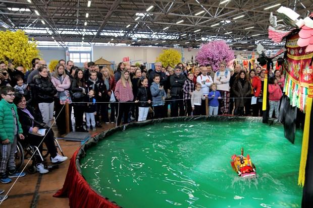 越南文化吸引意大利公众的关注 hinh anh 1