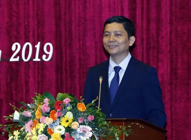 越南政府总理阮春福任命裴日光为越南社会科学翰林院院长 hinh anh 2