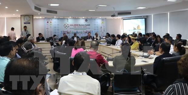 越南和印度加强促进双边贸易 hinh anh 1